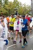 Maratona 2013 di Copenhaghen Fotografie Stock Libere da Diritti