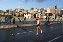 38 Maratona di Costantinopoli Immagine Stock Libera da Diritti