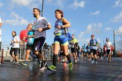38 Maratona di Costantinopoli Fotografia Stock
