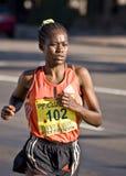 Maratona di Phoenix fotografie stock libere da diritti