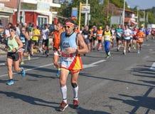 Maratona do clássico de Atenas Fotografia de Stock