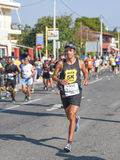 Maratona do clássico de Atenas Imagem de Stock