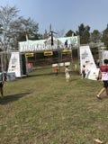 Maratona do kho de Khao meia imagens de stock