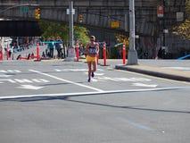 A maratona 2016 do TCS New York City 242 Fotografia de Stock Royalty Free