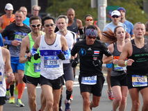 A maratona 2016 do TCS New York City 422 Imagens de Stock