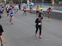 A maratona 2016 do TCS New York City 426 Imagens de Stock