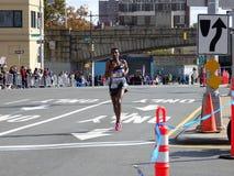 A maratona 2016 do TCS New York City 453 Fotos de Stock Royalty Free