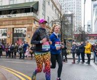 Maratona grande da vitalidade a meia em Londres Imagem de Stock Royalty Free
