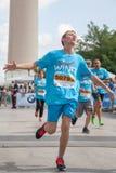 Maratona in Grecia Immagine Stock