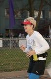 Maratona internacional Sacramento de Califórnia Imagem de Stock