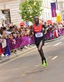 Maratona olímpica de Londres 2012 Foto de Stock Royalty Free