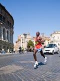 Maratona Roma Imagens de Stock