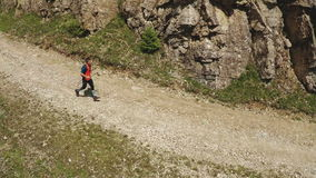 Maratona running da montanha filme
