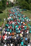 Maratona sul colonnello By Drive Immagine Stock