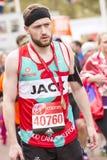 Maratona vergine di Londra dei soldi, il 24 aprile 2016 Immagini Stock Libere da Diritti