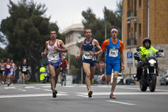 Maratona Vivicitta 2010 Fotografia Stock