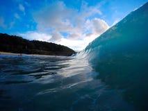 Maravilha azul fotos de stock