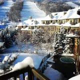 Maravilha do inverno Fotos de Stock
