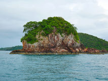 Maravilha do mar tailandês Imagem de Stock