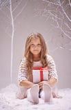 Maravilla de la Navidad Foto de archivo libre de regalías