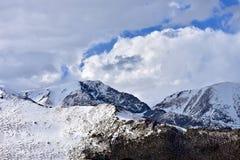 Maravilla de Rocky Mountain Imagen de archivo