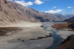 Maravilla Himalaya de Nubra fotos de archivo