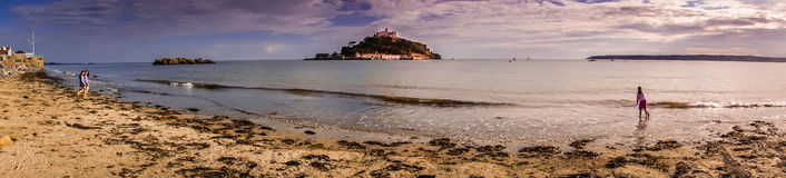 Marazion beach Stock Photos