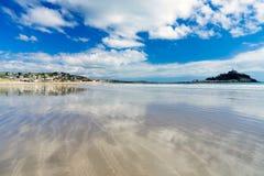 Marazion Cornwall England UK Royalty Free Stock Photography