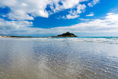 Marazion Cornwall England UK Stock Image