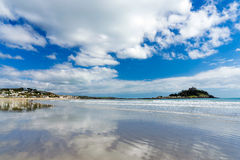 Marazion Cornwall England UK Stock Photos