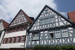 Marbach am Neckar, Baden-Wurttemberg, Alemania fotografía de archivo