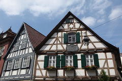 Marbach am Neckar, Baden-Wurttemberg, Germany. Stock Photos