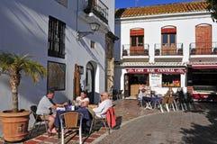 marbella Испания стоковая фотография