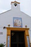 MARBELLA, ANDALUCIA/SPAIN - 6 ΙΟΥΛΊΟΥ: Μικρή εκκλησία Plaza de Lo Στοκ φωτογραφίες με δικαίωμα ελεύθερης χρήσης