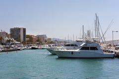 MARBELLA, ANDALUCIA/SPAIN - MAJ 26: Widok linia brzegowa przy Ma Fotografia Royalty Free