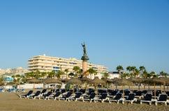 Marbella, Andalusia luglio 2015 Puerto Banus è porto della Spagna il porto sciccoso della Spagna del sud Fotografia Stock