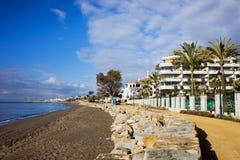 Marbella in Spagna Fotografia Stock