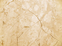 Marble. Light beige marble with thiny line Stock Photography