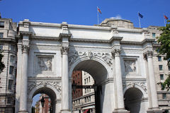 Marble Arch, London Royalty Free Stock Photo