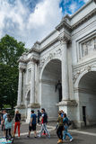 Marble Arch, London, England Royalty Free Stock Images
