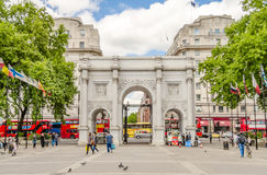 Marble Arch, London, UK Stock Image