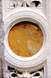Marble Architectural Frame Royalty Free Stock Photos