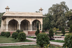 Marble Architecture of Mughal Era Royalty Free Stock Images