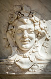 Marble Bacchus Stock Image