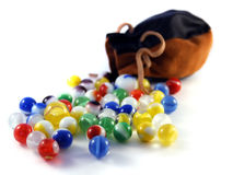 Marble Bag Stock Photos