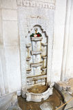 Marble Bakhchisaray Fountain in Khan's Palace Royalty Free Stock Image