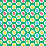 Marble ball pattern Royalty Free Stock Photo