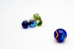 Marble balls Royalty Free Stock Image