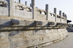Marble Balustrade Stock Photos