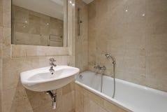 Marble bathroom Royalty Free Stock Photo